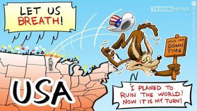 Photo of دنیا کو تنگ کرنے والا خود تنگ آگیا ۔ کارٹون