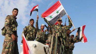 Photo of شامی فوج نے حماہ کے دو مزید دیہاتوں کو آزاد کرا لیا
