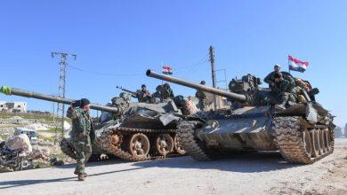 Photo of شام میں 20 سے زائد دہشت گرد ہلاک