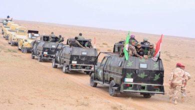 Photo of سامرا میں داعش کے خلاف آپریشن کلین اپ شروع