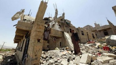 Photo of یمن کے صوبوں صعدہ اور مآرب پر سعودی بمباری