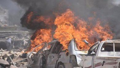 Photo of شام میں کار بم دھماکہ، متعدد جاں بحق وزخمی
