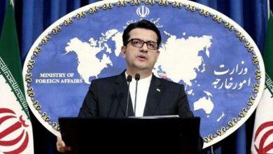 Photo of ایران اور ونزوئلا امریکی پابندیوں کے خلاف استقامت اور ثابت قدمی سے کھڑے ہیں