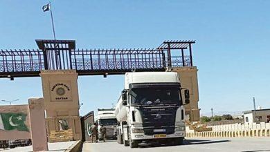 Photo of پاک ایران سرحد تجارت کے لیے کھول دی گئی