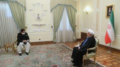 Photo of ایران و پاکستان مشکل حالات میں ایک دوسرے کے ساتھ تھے: صدر حسن روحانی