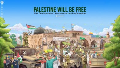 Photo of یہ دن بھی دیکھے گا فلسطین! ۔ پوسٹر