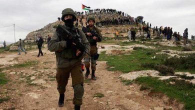 Photo of غرب اردن کے علاقوں پر صیہونی فوجیوں کی بربریت