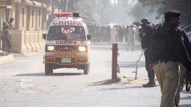 Photo of پاکستان میں دھماکہ سکیورٹی اہلکاروں سمیت 3جاں بحق