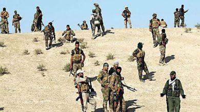 Photo of داعش کا حملہ ناکام، دہشتگرد فرار ہونے پر مجبور