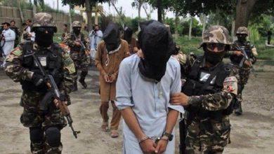 Photo of افغانستان، تکفیری گروہ داعش کے دو سرکردہ دہشت گرد گرفتار