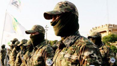 Photo of حشد الشعبی کے جوان بغداد کے گرین سکیورٹی زون میں داخل ہو گئے
