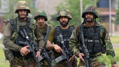 Photo of دھماکے میں چار پاکستانی فوجی جاں بحق و زخمی
