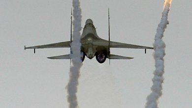 Photo of شام کے جنگي طیاروں کی دہشت گردوں کے ٹھکانوں پر بمباری