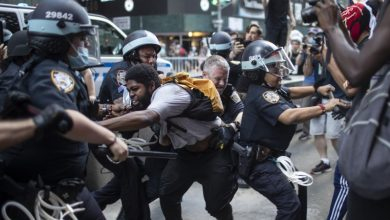 Photo of امریکہ میں نسل پرستی اور پولیس تشدد کے خلاف تحریک زور و شور سے جاری