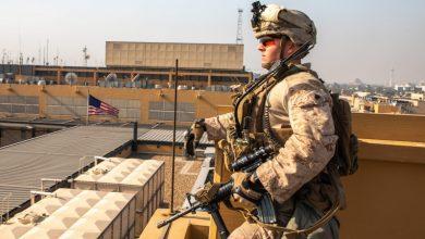 Photo of عراق، امریکی دہشتگردی کے اڈے التاجی پر راکٹوں سے حملہ
