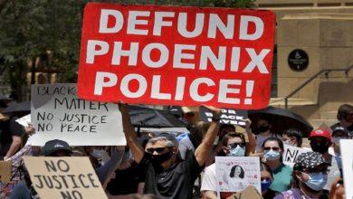 Photo of پولیس تشدد کے خلاف امریکہ میں مظاہرے