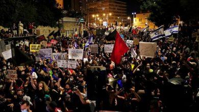 Photo of اسرائیلی وزیراعظم کے خلاف احتجاجی مظاہرہ، مستعفی ہونے کا مطالبہ