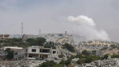Photo of صیہونی فوجیوں کا کفر شوبا کے پہاڑی علاقوں اور مقبوضہ شبعا فارمز پر حملہ