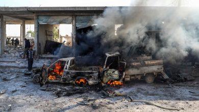 Photo of شام میں کار بم دھماکہ 11 جاں بحق و زخمی
