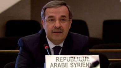 Photo of جنرل سلیمانی کا قتل ایک عالمی دہشت گردانہ جرم ہے: شام