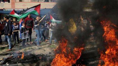 Photo of فلسطینی مظاہرین پر اسرائیل کا حملہ، متعدد فلسطینی زخمی