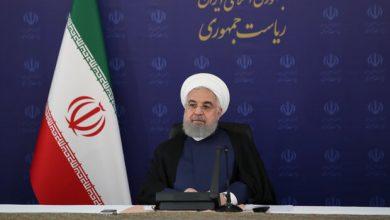 Photo of صدر روحانی کی عوام کو ماسک پہننے اور طبی دستورات پر عمل کرنے کی ہدایت