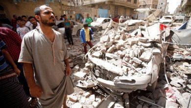 Photo of صوبہ مآرب اور البیضاء پر جارح سعودی اتحاد کا حملہ