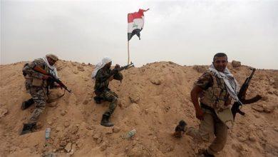 Photo of عراق کے مختلف علاقوں میں داعش کے خلاف آپریشن کلین اپ جاری