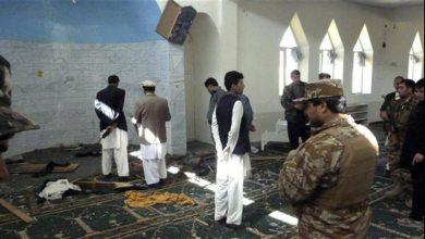 Photo of افغانستان میں مسجد پر حملہ، 4 افراد جاں بحق