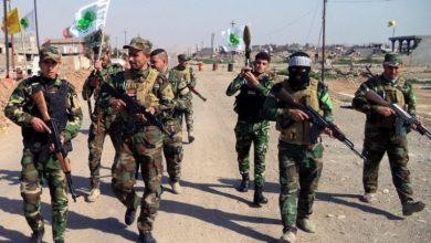 Photo of الحشد الشعبی کا سامرا میں داعش کے ٹھکانے پر حملہ
