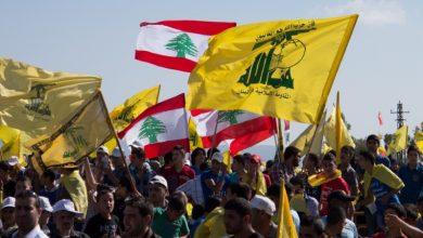 Photo of امریکی مداخلت کے خلاف لبنانی عوام نے دھرنا دیا