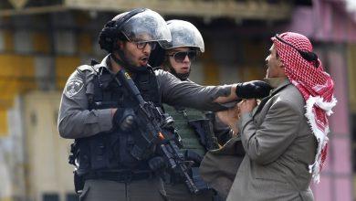 Photo of دہشتگرد اسرائیلی فوجیوں اور فلسطینیوں کے مابین تصادم