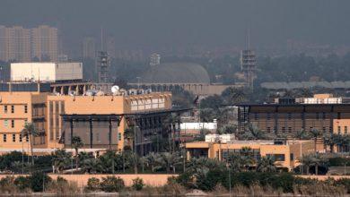 Photo of بغداد میں امریکی سفارت خانے کے قریب پھر حملہ، خطرے کے سائرن بجنے لگے