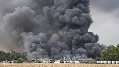 Photo of مشرقی برطانیہ میں ہولناک دھماکا
