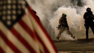 Photo of امریکی شہر پورٹ لینڈ میں پر تشدد مظاہروں کا سلسلہ جاری