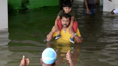 Photo of کراچی میں طوفانی بارشوں نے پھر تباہی مچا دی