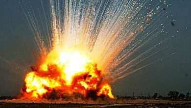Photo of عراق و کویت کی سرحد پر امریکی دہشتگردوں پر حملہ