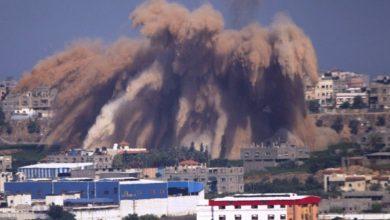 Photo of غزہ پر صیہونی ٹولے کی گولہ باری