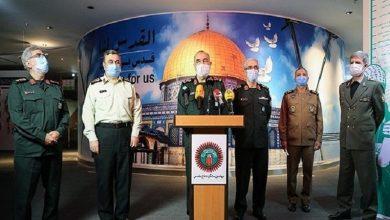 Photo of یقینی طور پر شہید جنرل قاسم سلیمانی کے خون کا بدلہ لیا جائے گا: جنرل سلامی