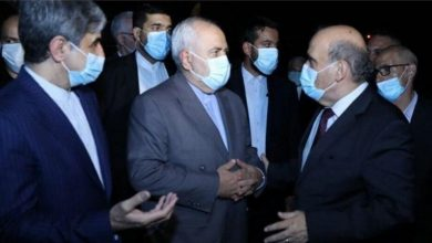 Photo of ایران کے وزیر خارجہ بیروت پہنچ گئے