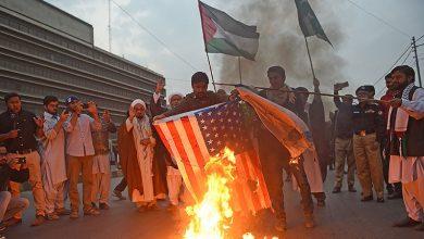 Photo of پاکستان بھر میں مردہ باد اسرائیل ریلی