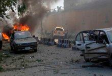 Photo of افغان دارالحکومت میں پے در پے تین دھماکے