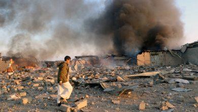 Photo of یمن کے رہائشی علاقوں پر جارح سعودی اتحاد کی پھر بمباری