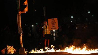 Photo of امریکی پولیس کے تشدد کے خلاف احتجاج جاری