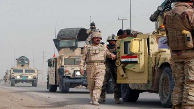 Photo of عراق کے مختلف علاقوں میں داعش کے خلاف آپریشن کلین اپ