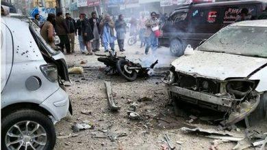 Photo of پاکستان کے علاقہ چمن میں بم دھماکے میں 5 افراد ہلاک