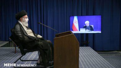 Photo of رہبر معظم کا ہفتہ حکومت کی مناسبت سے کابینہ کے اراکین سے براہ راست خطاب