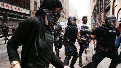 Photo of امریکی پولیس کی نسل پرستی اور تشدد کے خلاف ریاست ویسکانسین میں مظاہرے