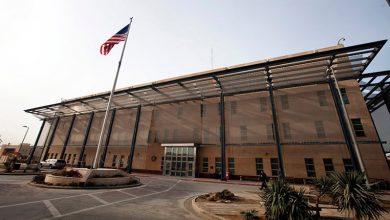 Photo of بغداد میں امریکی سفارت خانے پر دوسرا حملہ، 4 راکٹ داغے گئے