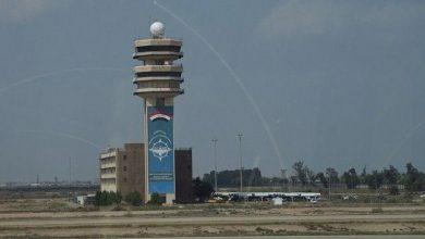 Photo of بغداد ایئر پورٹ پر راکٹوں سے حملہ